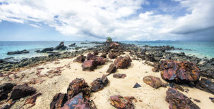 Khai Nok Island, Thailand Stock Photo