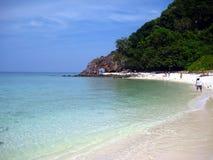 Khai wyspa (Kho Khai) obraz stock