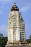 Khajuraho寺庙- Khajuraho -印度 免版税图库摄影