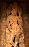 Khajuraho#10. One of the sculptures from the Khajuraho temples Royalty Free Stock Photos