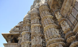 Khajuraho Photo stock