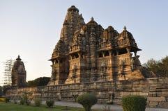 Khajuraho Fotografía de archivo libre de regalías