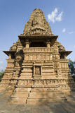 Khajuraho - Madhya Pradesh - Indien Royaltyfri Bild