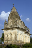 Khajuraho - Madhya Pradesh - Indien Arkivbilder