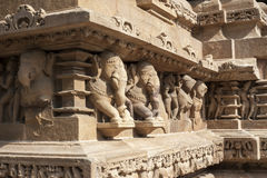 Khajuraho Royalty Free Stock Photos