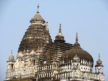 Khajuraho Temple, India Royalty Free Stock Photo