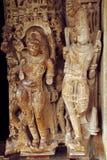Khajuraho - World Heritage Site of India Stock Photos