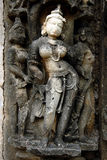 Khajuraho - World Heritage Site of India Stock Photography