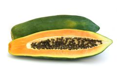 Khak dam papaya Royalty Free Stock Photo