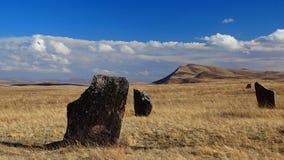 Khakassia Wiosna krajobrazy Fotografia Royalty Free