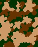 Khaki camouflage Royalty Free Stock Photos