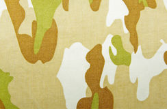 Khaki camouflage background Royalty Free Stock Photos