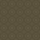 Khaki Colors Art Deco Style Curve Pattern design. Original Patte Royalty Free Stock Photos