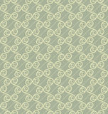Khaki Colors wave curve Pattern. Korean traditional Pattern is a Royalty Free Stock Photo