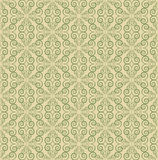 Khaki Colors wave curve Pattern. Korean traditional Pattern is a Pattern Design Series. Stock Photos