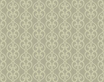 Khaki Forged Lacing Seamless pattern Royalty Free Stock Photography