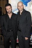 Khaled Hosseini, Marc Forster Royalty Free Stock Images