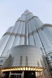 Khalifa Burj, Ντουμπάι - παγκόσμιο πιό ψηλό κτήριο Στοκ Εικόνες