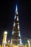 Khalifa de Burj Imagens de Stock