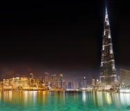 Khalifa de Burj Photos stock