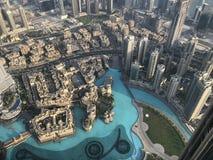 Khalifa de burj de Dubaï photo libre de droits