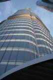 Khalifa del burj de Dubai Imagen de archivo libre de regalías