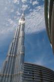 Khalifa di Al di Burj immagini stock
