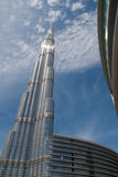 Khalifa do al de Burj imagens de stock