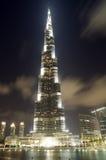 Khalifa Dubai de Burj Fotos de Stock