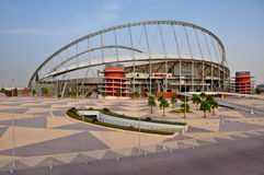 Khalifa International Stadium Royalty Free Stock Photos