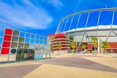 Khalifa National Stadium foto de stock