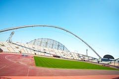 Khalifa Sports Stadium Fotografering för Bildbyråer
