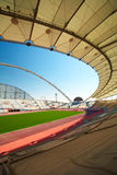 Khalifa Sports Stadium Royaltyfri Bild