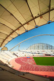 Khalifa Sports Stadium Arkivfoton