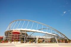 Khalifa Sports Stadium imagens de stock