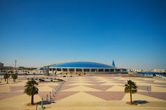 Khalifa Sports Stadium Royalty Free Stock Photo
