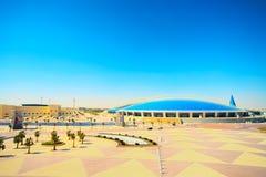 Khalifa Sports Stadium Royalty Free Stock Image