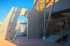 Khalifa Sports Stadium Stock Photography