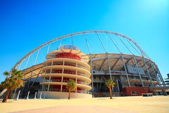 Khalifa Sports Stadium Stock Image