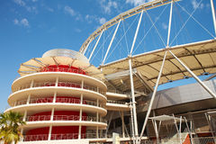 Khalifa Sports Stadium Royalty Free Stock Photos