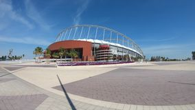 Khalifa Stadium Doha metrajes
