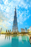 Khalifa Tower Stock Photography
