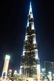 Khalifa van Burj Stock Foto's