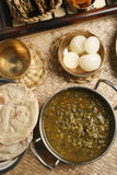 Khalo dal - a lentil preparation from India Stock Photos