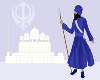 Khalsa sikh Stock Photography