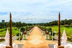 Kham Luang Tower 02 Stock Photo