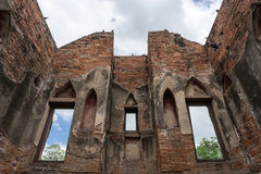 Kham Yat Palace. Tourist attraction in Kham Yat, Thailand Stock Image