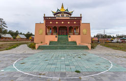 Khambyn Khure Datsan Stock Photography