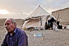 Khamsheh nomad tribe Royalty Free Stock Image