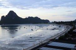 Khan επαρχία kriri Prachuap στην Ταϊλάνδη Στοκ εικόνες με δικαίωμα ελεύθερης χρήσης